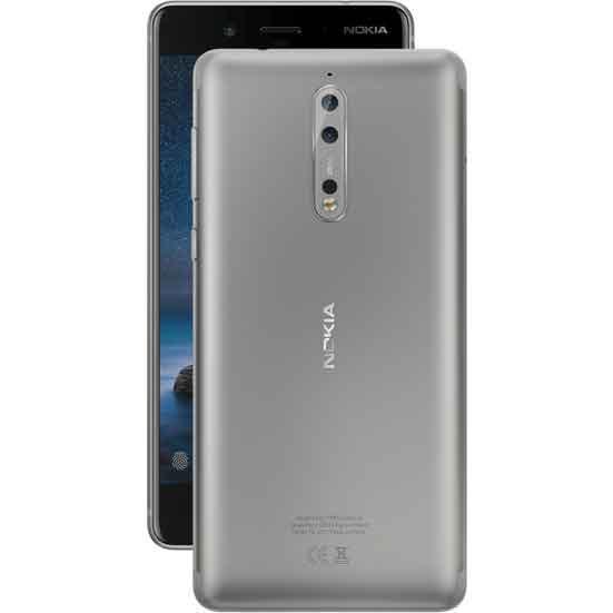 Nokia 8 64 GB Cep Telefonu 4