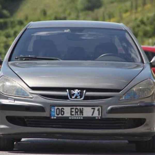 Peugeot 607 3.0 PACK OV 4