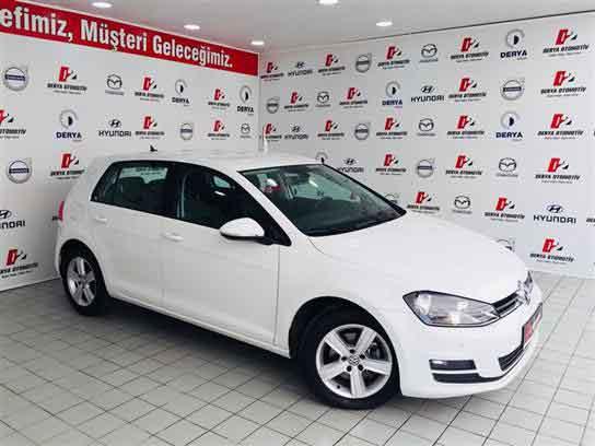 Volkswagen GOLF 7 1.6 TDI BMT 105 COMFORTLINE 1