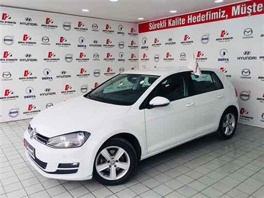Volkswagen GOLF 7 1.6 TDI BMT 105 COMFORTLINE 2