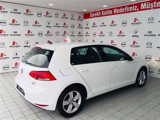 Volkswagen GOLF 7 1.6 TDI BMT 105 COMFORTLINE 4