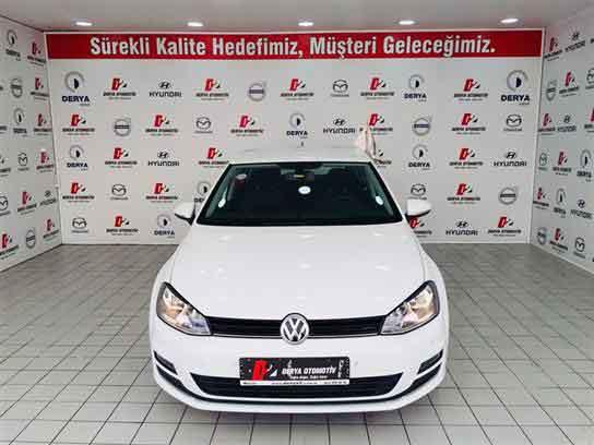 Volkswagen GOLF 7 1.6 TDI BMT 105 COMFORTLINE 5