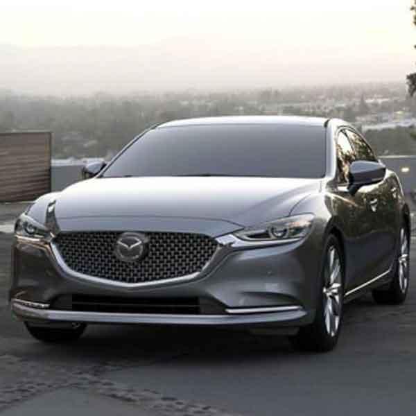 Yeni Mazda 6 5