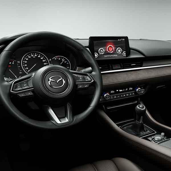 Yeni Mazda 6 6