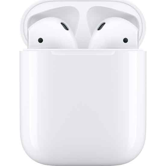 Apple AirPods 2. Nesil Bluetooth Kulaklık 1