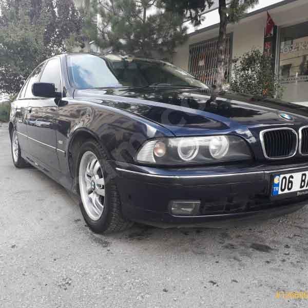 BMW 5 Serisi 520i Business Otomobil 2