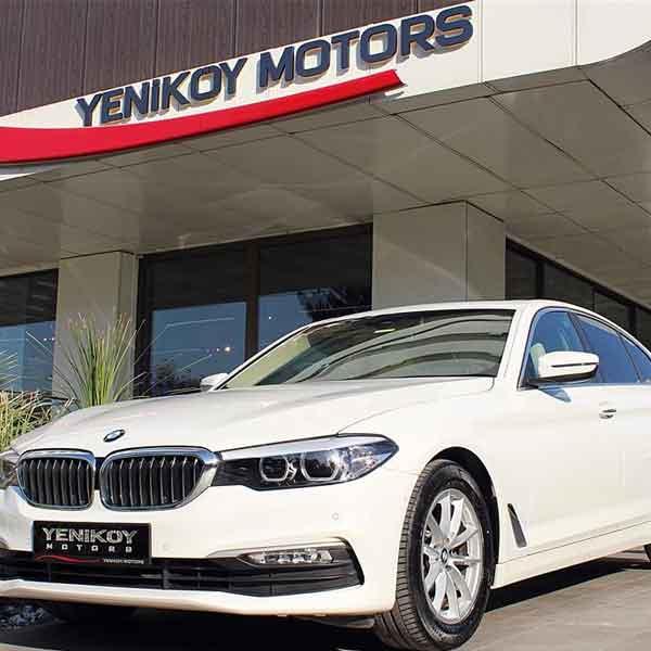 BMW 5 Serisi 520i Business Otomobil 3