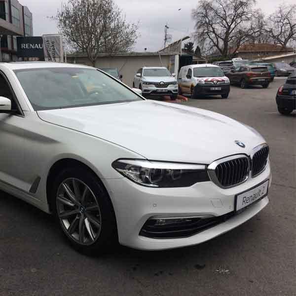 BMW 5 Serisi 520i Business Otomobil 4