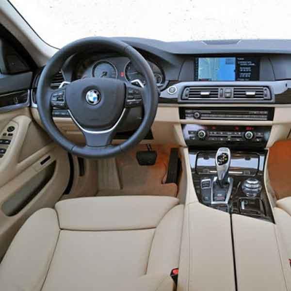 BMW 5 Serisi 520i Business Otomobil 5