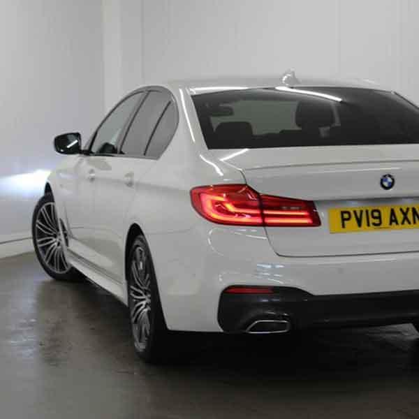 BMW 5 Serisi 520i Business Otomobil 6