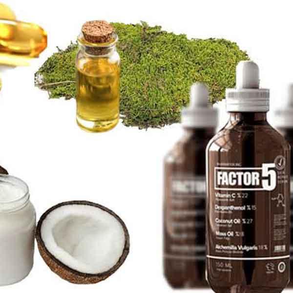 Factor-M Factor 5 Skin Repair Serum 1