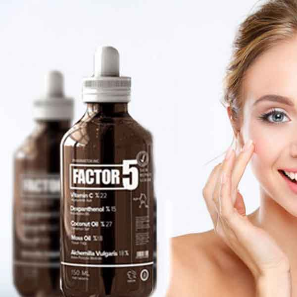Factor-M Factor 5 Skin Repair Serum 2