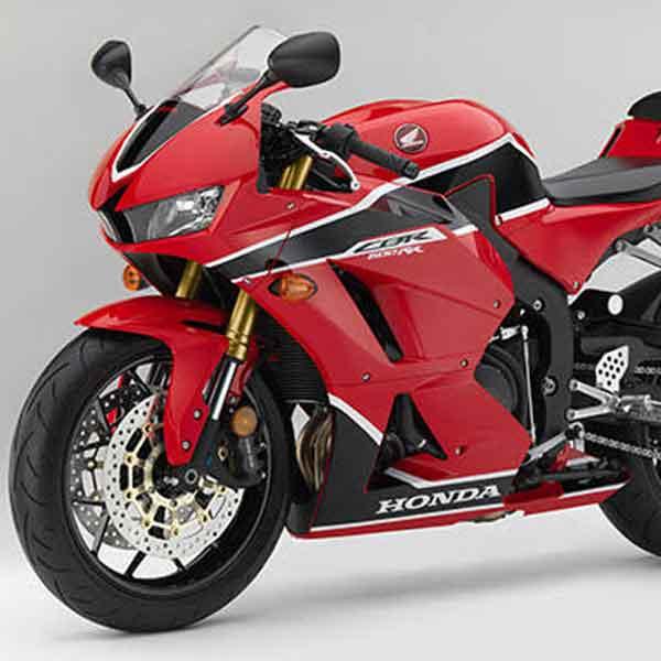 Honda CBR600RR ABS Motor 1