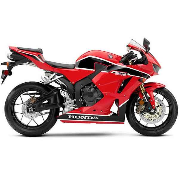 Honda CBR600RR ABS Motor 2