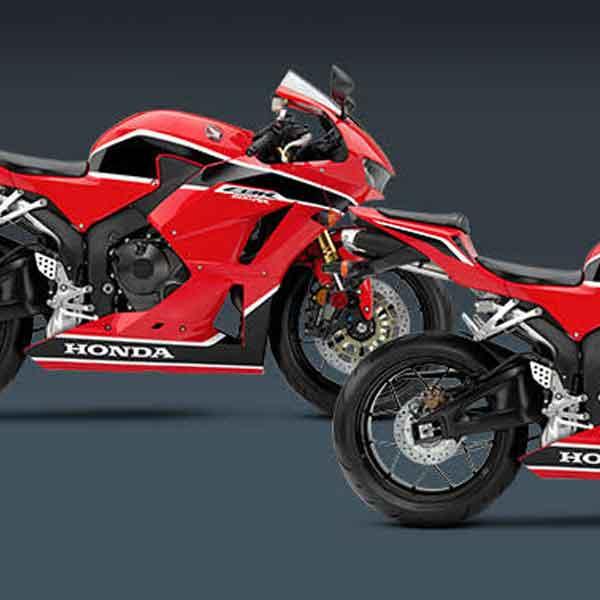 Honda CBR600RR ABS Motor 3