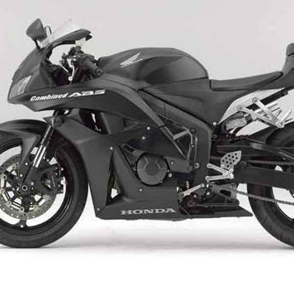Honda CBR600RR ABS Motor 4