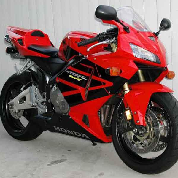 Honda CBR600RR ABS Motor 5