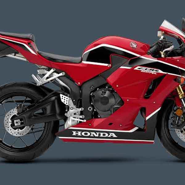 Honda CBR600RR ABS Motor 6