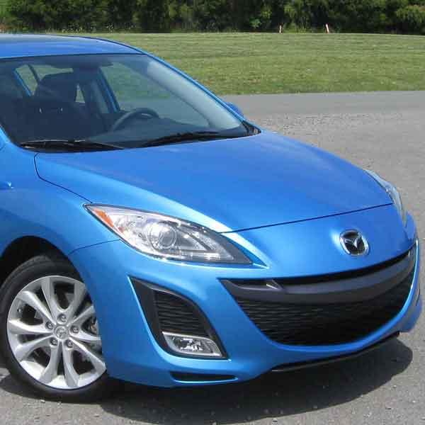 Mazda 3 HB TOURING 1.6 Otomobil 2