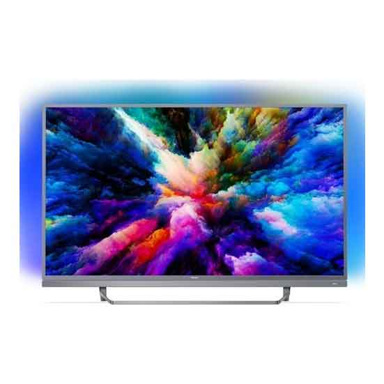 Philips 55PUS7503/12 139 Ekran Uydu Alıcılı 4K Ultra HD Smart LED Televizyon 1