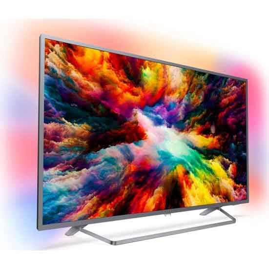 Philips 55PUS7503/12 139 Ekran Uydu Alıcılı 4K Ultra HD Smart LED Televizyon 4