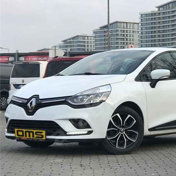 Renault CLIO TOUCH 1.5 DCI EDC 90 Otomobil 6