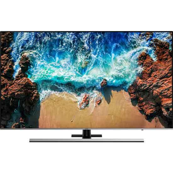 Samsung 55NU8000 139 Ekran Uydu Alıcılı 4K Ultra HD Smart LED Televizyon 1