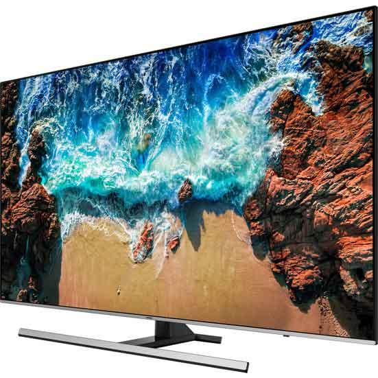 Samsung 55NU8000 139 Ekran Uydu Alıcılı 4K Ultra HD Smart LED Televizyon 2