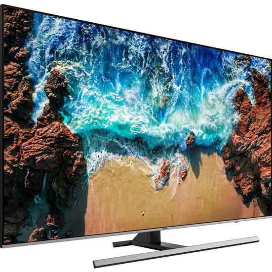Samsung 55NU8000 139 Ekran Uydu Alıcılı 4K Ultra HD Smart LED Televizyon 3