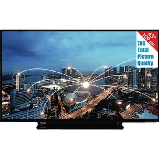 Toshiba 43L2863Dat 109 Ekran Fhd Smart Led Televizyon 1