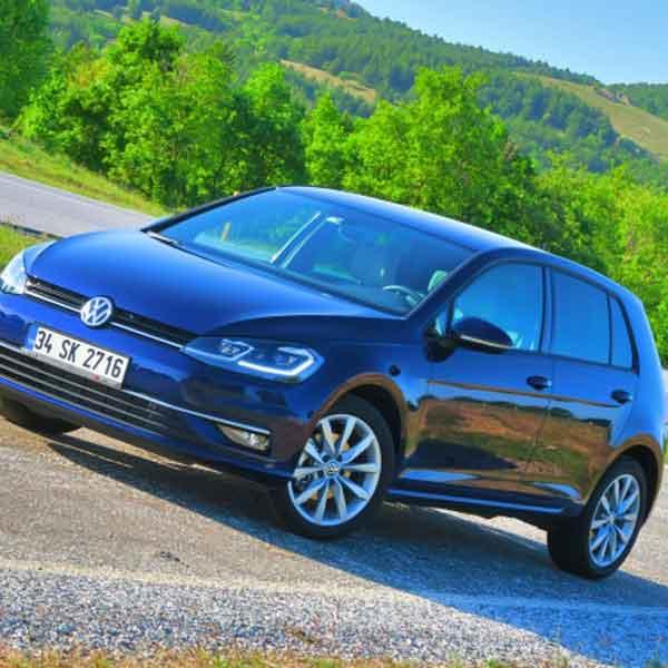 Volkswagen GOLF 1.6 16V COMFORTLINE Otomobil 1