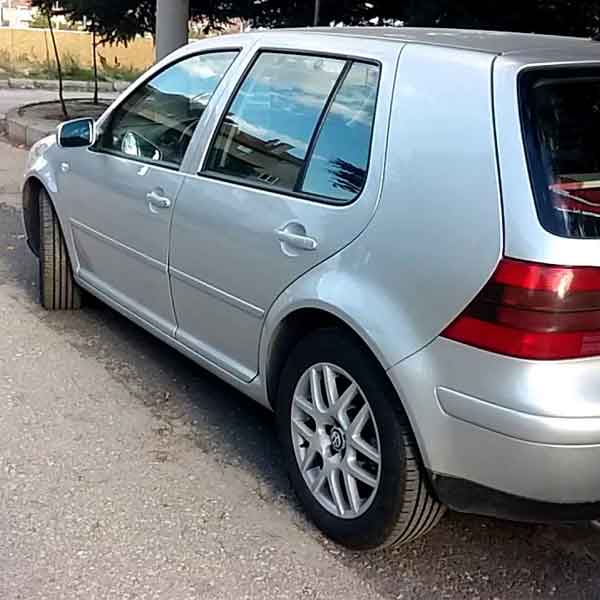 Volkswagen GOLF 1.6 16V COMFORTLINE Otomobil 2