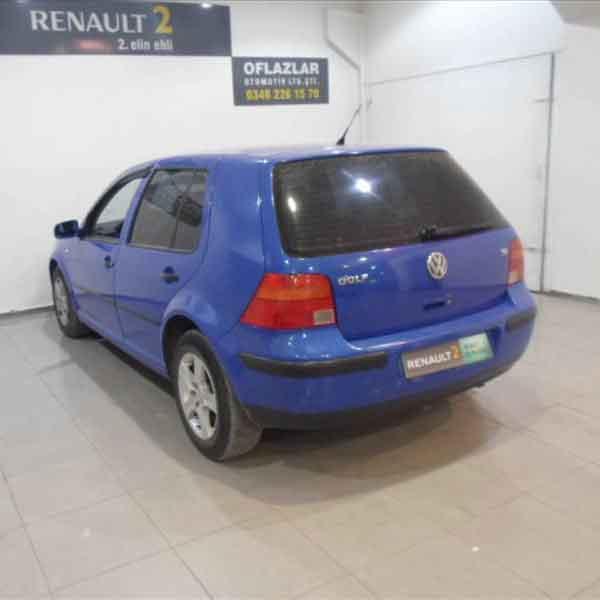 Volkswagen GOLF 1.6 16V COMFORTLINE Otomobil 3