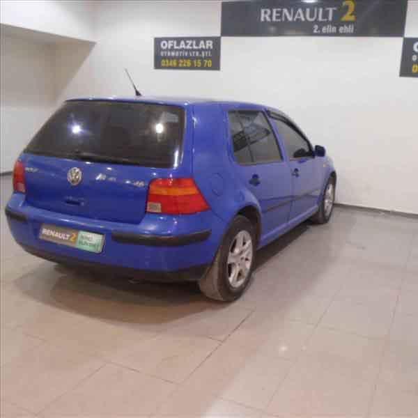 Volkswagen GOLF 1.6 16V COMFORTLINE Otomobil 4