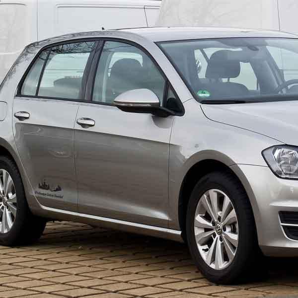 Volkswagen GOLF 1.6 16V COMFORTLINE Otomobil 5