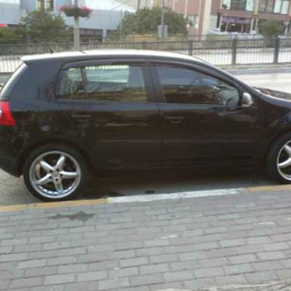 Volkswagen GOLF 1.6 PRIMELINE (102) 4 KAPI Otomobil 4