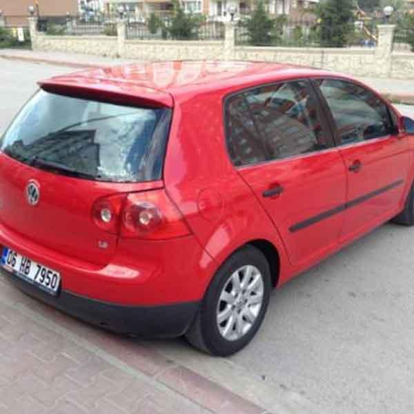 Volkswagen GOLF 1.6 PRIMELINE (102) 4 KAPI Otomobil 5