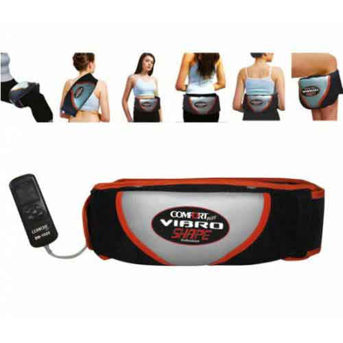 Comfort Plus Dm1020 Vibro Shape Mega 4 Isıtmalı Masaj Ve Zayıflama Kemeri 1