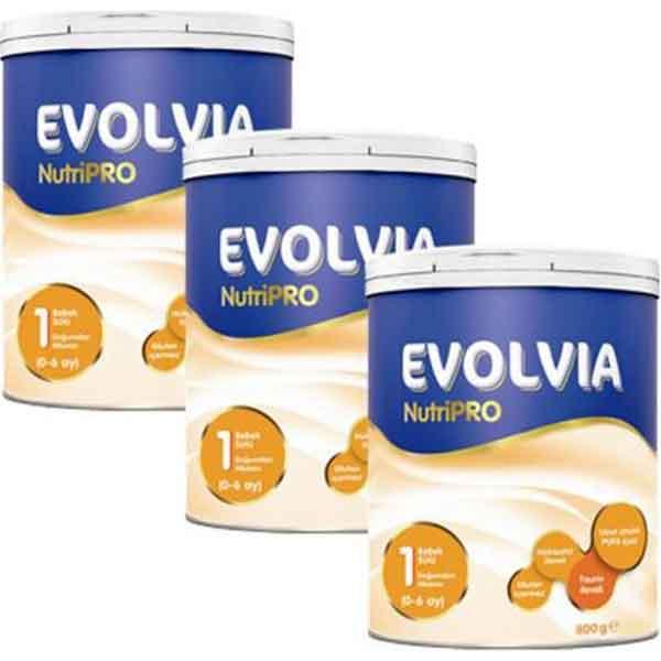 Evolvia NutriPRO 1 Bebek Sütü 2
