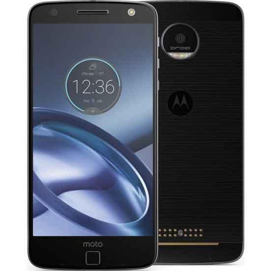 Lenovo Moto Z Cep Telefonu 2