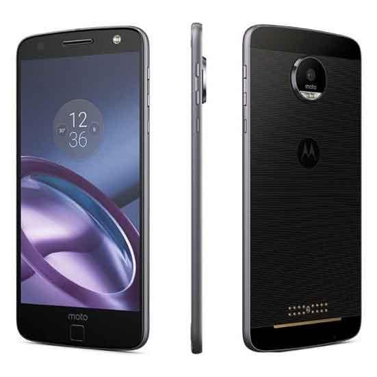 Lenovo Moto Z Cep Telefonu 3