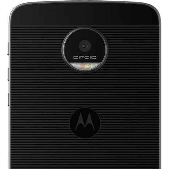 Lenovo Moto Z Cep Telefonu 8
