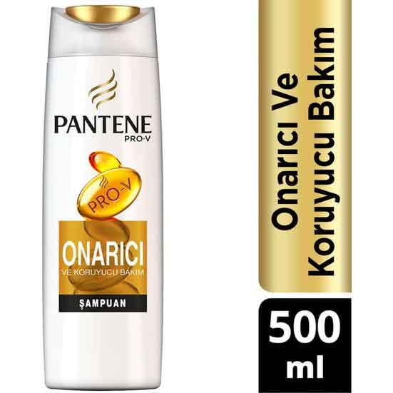 Pantene Şampuan Onarıcı ve Koruyucu Bakım 1
