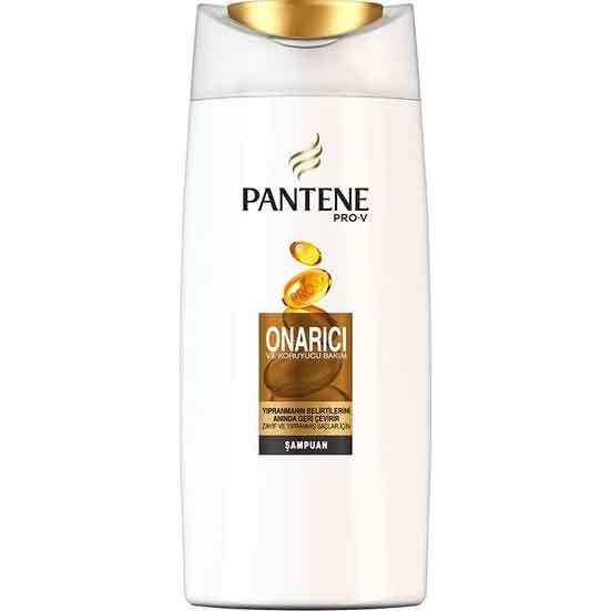 Pantene Şampuan Onarıcı ve Koruyucu Bakım 2