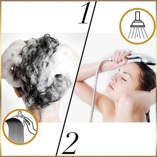 Pantene Şampuan Onarıcı ve Koruyucu Bakım 7