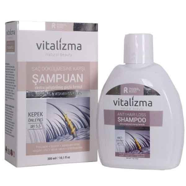 Vitalizma Arise Rise ve Vitalizma Anti Hair Loss Kremli ve Kremsiz 2