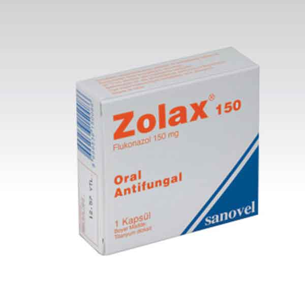 ZOLAX 200 mg Kapsül 2