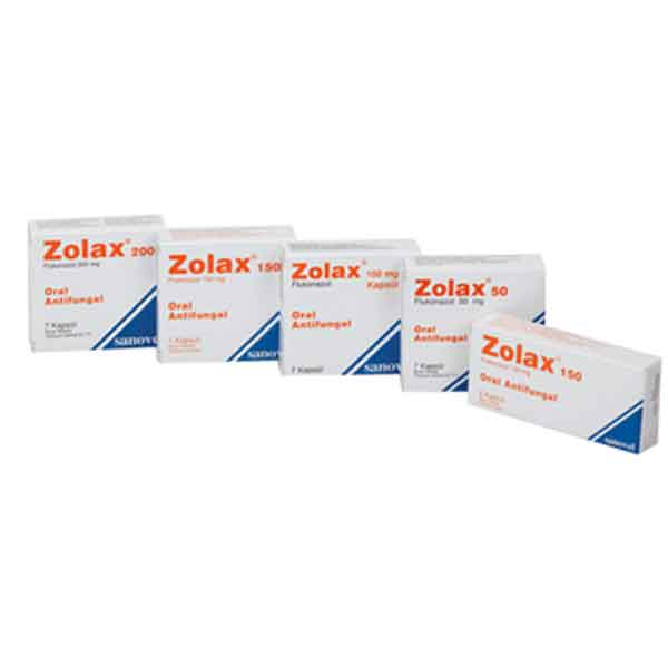ZOLAX 200 mg Kapsül 3