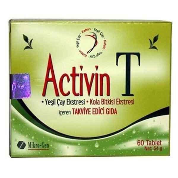 Activin T Bitkisel Tableti 1