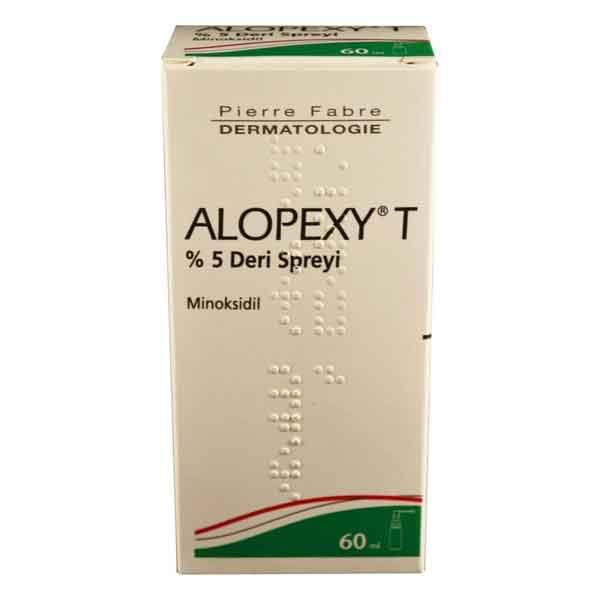 Pierre Fabre Alopexy T %5 Deri Spreyi 1